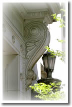 Ornate Architectural Detail